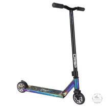 Crisp Surge Complete Scooter -Chrome / Black