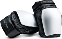Pro-Tec Park Knee Pads - Black / White