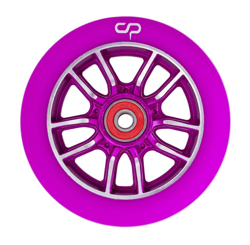 Crisp F1 Forged Wheel - 110mm - Purple on Purple
