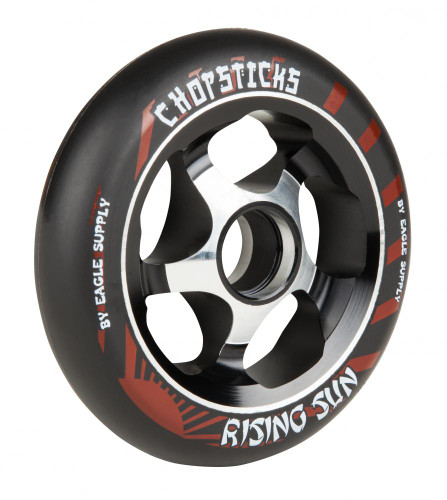 Chopsticks Scooter Wheel Rising Sun