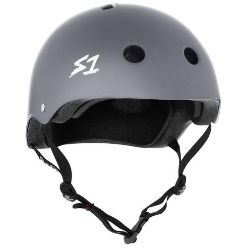 S1 MEGA Lifer Helmets-  Dark Grey Matt