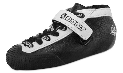 Bont Hybrid Carbon Boot - White/Black