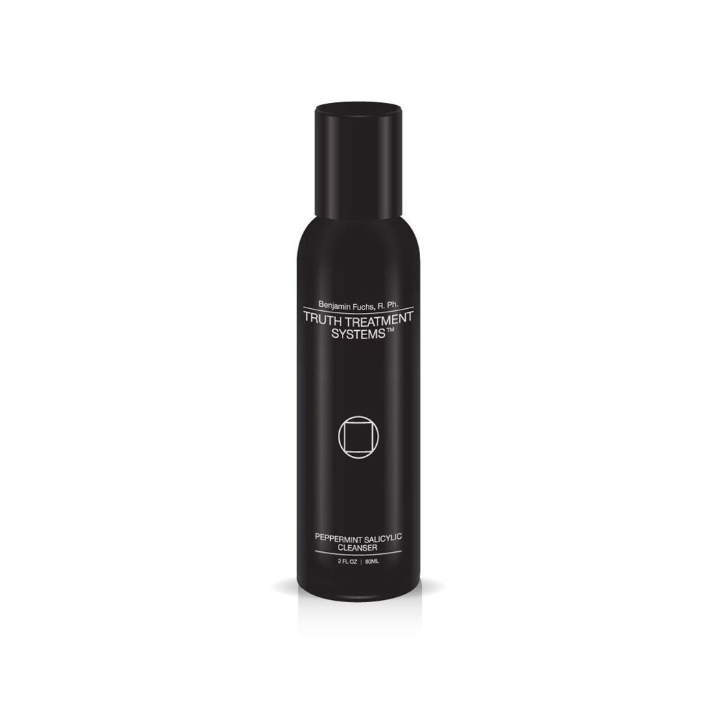 Truth Treatments Peppermint Salicylic Cleanser 2oz