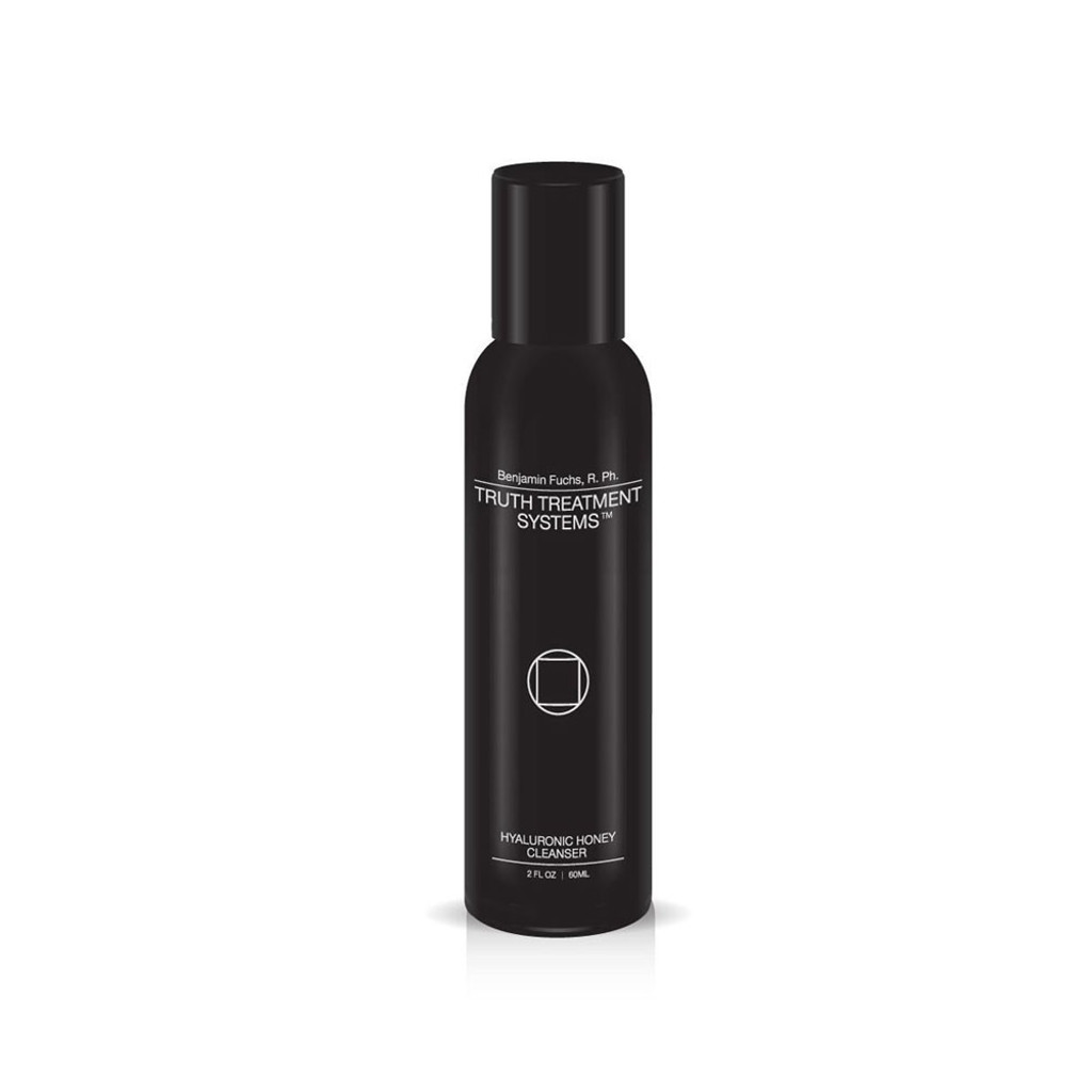Truth Treatments Hyaluronic Honey Cleanser  2oz