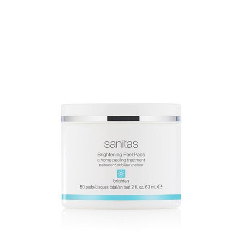 Sanitas Skincare Brightening Peel Pads