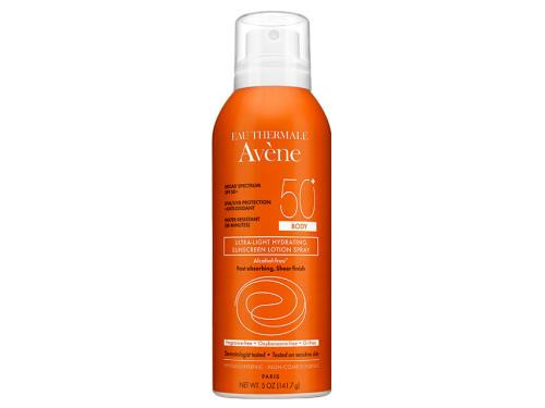 Avene Ultra-Light Hydrating Sunscreen Lotion Spray SPF 50+  5oz