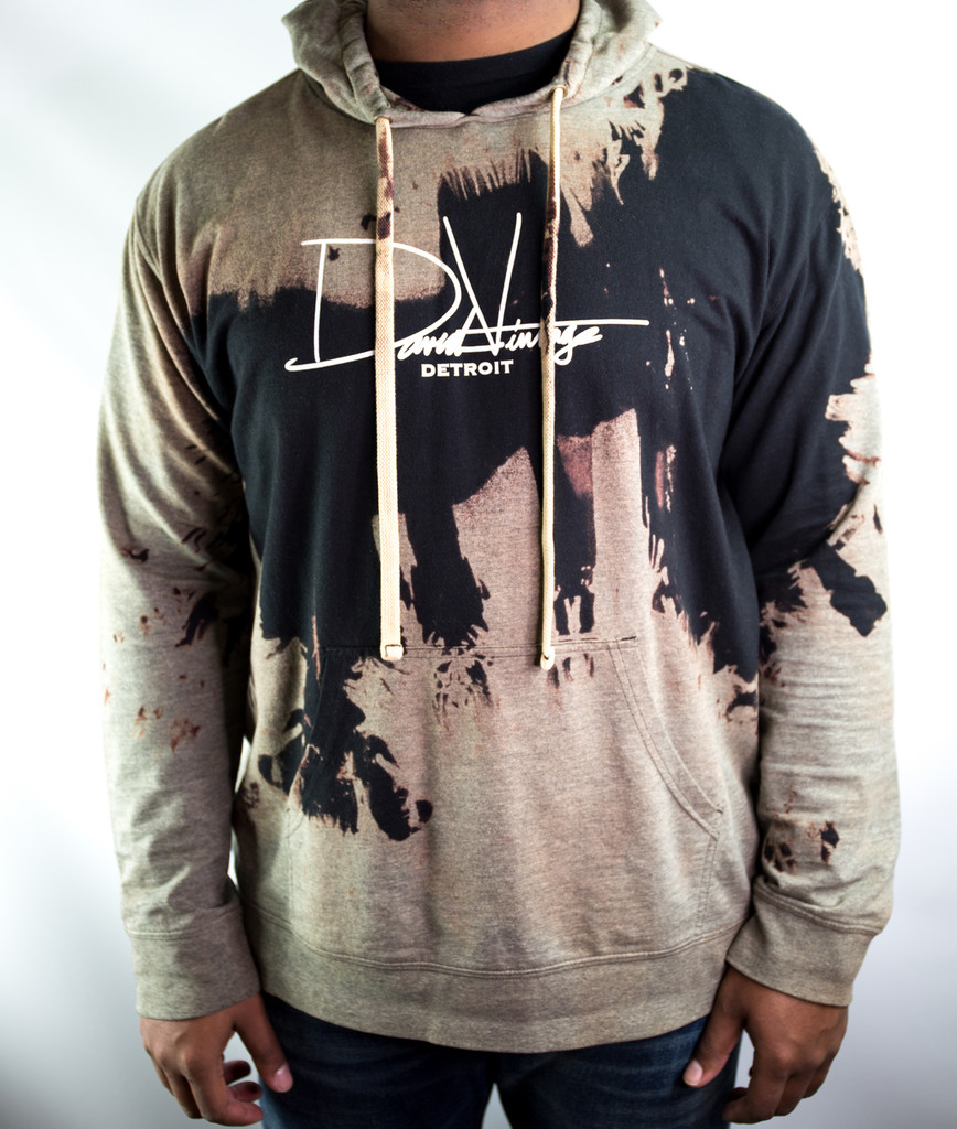 Signature Hand Stained Hoodie
