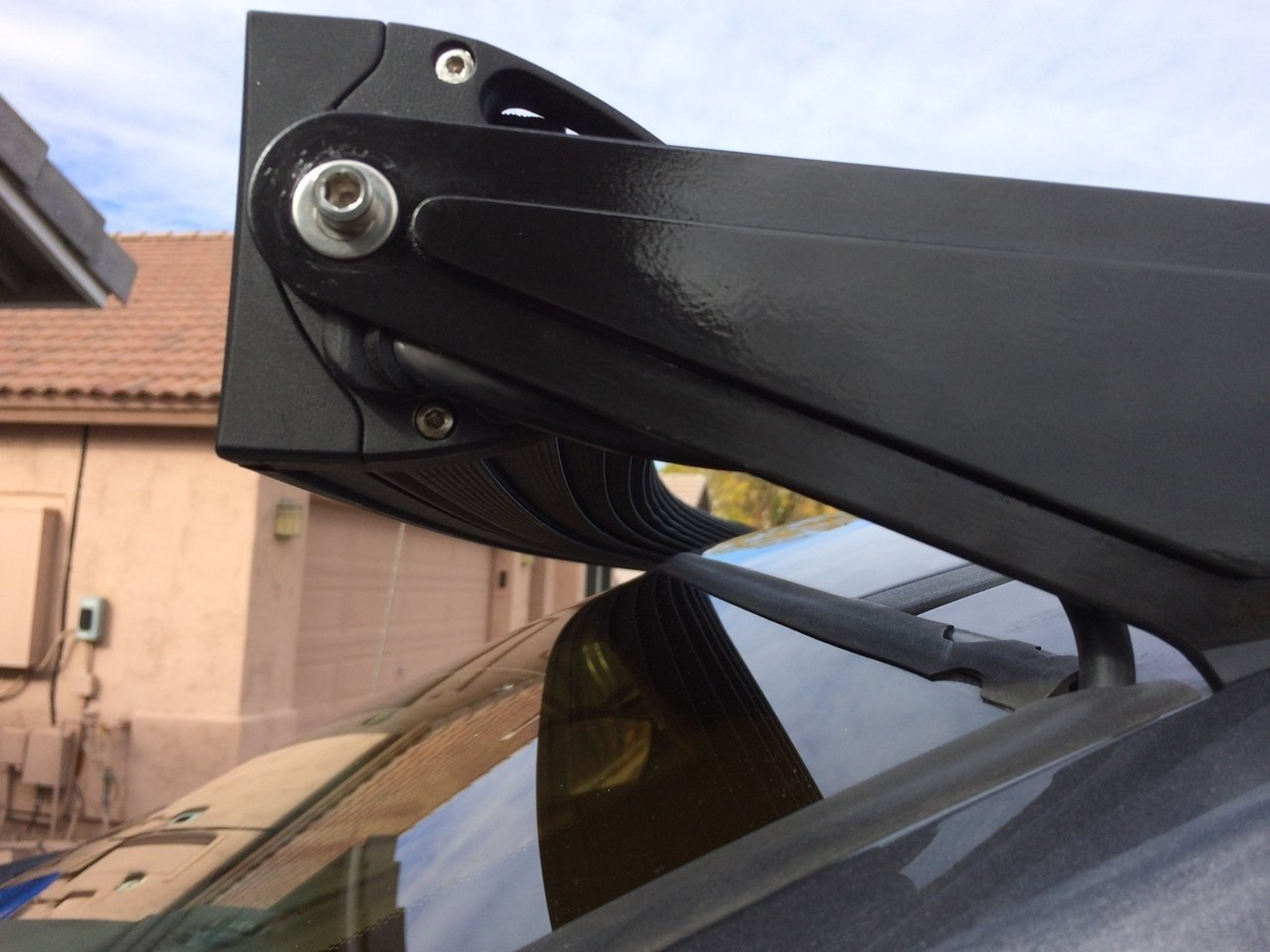 1999 2004 Jeep Grand Cherokee Wj Brackets For 52 Quot Curved