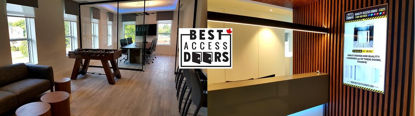 Best Access Doors Canada Office