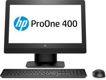 "HP ProOne 400 G3 - 20"" AIO PC, Intel i3 - 3.40GHz, 4GB RAM, 500GB HD, Windows 10 Pro"