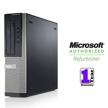 Dell Optiplex 390 - Intel i5 3.10GHz, 8GB RAM,  500GB HDD, Windows 10 Pro