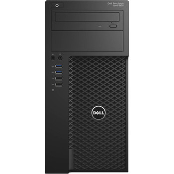 Dell Precision T3620 Workstation | Intel Core i7 - 3.60GHz, 16GB RAM, 1TB SSD, Quadro K1200 4GB, Windows 10 Pro