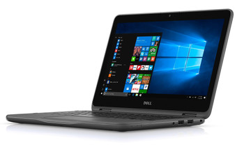 "Dell Inspiron 11 3185 2-in-1 Notebook - AMD A6, 4GB RAM,  32GB SSD, 11.6"" Touchscreen"