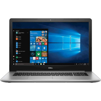 """Dell Inspiron 17-5770 Laptop - Intel Core i3 – 2.00GHz, 8GB RAM, 1TB HDD, 17.3"""" Display, Silver"""