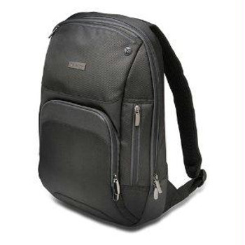 Kensington Computer The Kensington Triple Trek Ultrabook Backpack Features Fleece-lined Compartmen