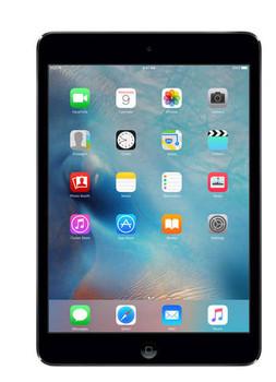 "Apple iPad Mini 2 - A5, 16GB SSD,  1GB RAM, 7.9"" Touchscreen, Grey, 1 Year Warranty"