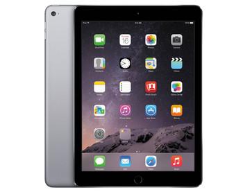 """Apple iPad Air 2 - A8X - 1.50GHz, 16GB SSD, 2GB RAM, 9.7"""" Touchscreen, Grey, 1 Year Warranty"""