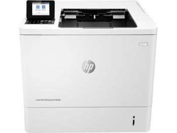 HP Laserjet Enterprise M608n Printer 65ppm 1200x1200 650-sheet