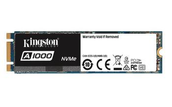 Kingston Technology A1000 SSD 480GB 480GB M.2 PCI Express