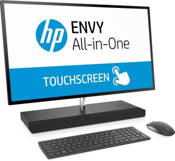 "HP ENVY 27-B119 – 27"" QHD Touch, Intel Core i7 – 2.90GHz, 16GB RAM, 1TB HDD + 128GB SSD, GTX 950M 4GB"