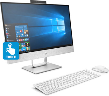"HP Pavilion 24-X016 - Intel Core i3 – 3.40GHz, 8GB RAM, 1TB HD, 23.8"" Touchscreen"
