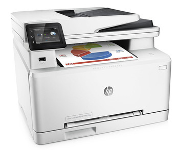HP Laserjet Pro  M281cdw 22ppm 600x600dpi 270-sheet Multi Function Color Laser Printer
