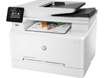 HP Laserjet Pro M281fdw 22ppm 600x600dpi 250-Sheet Multi Function Color Laser Printer