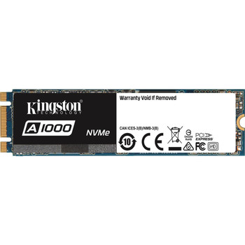 Kingston Technology A1000 SSD 960GB M.2 PCI Express Solid State Drive