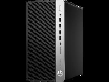 HP ProDesk 600-G3 – Intel Core i7 – 3.40GHz, 16GB RAM, 1TB SSD, Windows 10 Pro 64