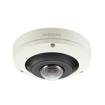 Samsung PNF-9010R IP security camera Indoor Dome Ivory security camera