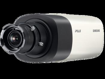 Samsung Techwin America Wisenet III Network Box Camera, 2MP