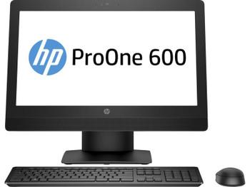 "HP ProOne 600-G3 – 21.5"" AIO PC,  Intel Core i5 – 3.40GHz, 8GB RAM, 256GB SSD, Windows 10 Pro"