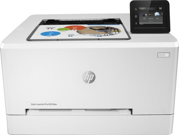 HP Color Laserjet Pro M254DW 22 PPM 600x600 DPI 250-sheet Duplex