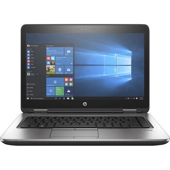 "HP ProBook 640 G3 | Intel Core i5 - 2.60GHz, 8GB RAM, 256GB SSD, 14"" Display, Windows 10 Pro"