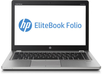 "HP Elitebook Folio-G2 Business Notebook - Intel i5 2.30GHz, 8GB RAM, 256SSD, 14"" Display, Windows 10 Pro"