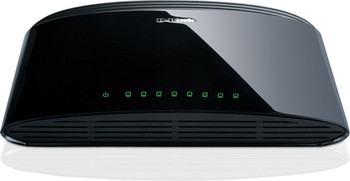 D-link Systems 8-port 10/100 Unmanaged Switch