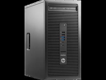 HP EliteDesk 705-G3 - Tower PC - AMD R5 X4 – 3.50GHz, 8GB RAM, 256GB SSD, AMD R7 430 2GB, Windows 10 Pro 64