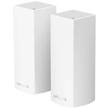 Linksys Linksys WHW0301 Velop Tri-band Whole Home Wifi 2pk