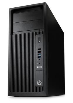 HP Z240 Business Workstation - Intel i5 – 3.30GHz, 32GB RAM, 2x 4TB HDD + 500GB HDD, Windows 10 Pro 64