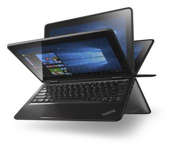 "Lenovo ThinkPad Yoga 11E G4 - Intel Celeron, 8GB RAM, 128GB SSD, 11.6"" Touchscreen, Windows 10 Pro"