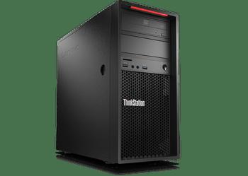 Lenovo ThinkStation P410 - Intel Xeon E5 - 3.60GHz, 16GB RAM, 256GB SSD, Quadro M2000 4GB, Windows 10 Pro