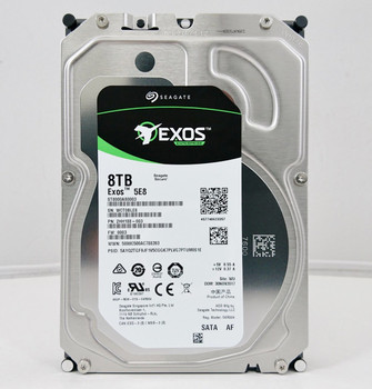 8tb Exos 5e8 3.5 Sata 6gb/s Sp