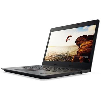 "Lenovo ThinkPad E470 - Intel Core i5 – 2.50GHz, 8GB RAM, 180GB SSD, 14"" Display, Windows 10 Pro"