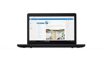"Lenovo ThinkPad E570 - Intel Core i5 – 2.30GHz, 4GB RAM, 180GB SSD, 15.6"" Display, GeForce 940MX 2GB, Windows 10 Pro"