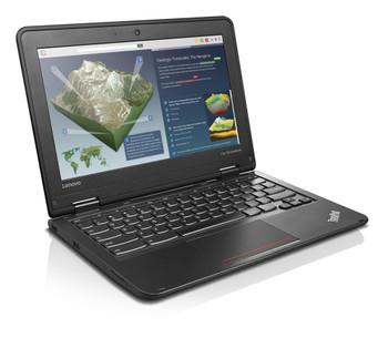 Lenovo ThinkPad 11e G3 Chromebook - Intel Celeron 1.60GHz, 4GB RAM, 16GB SSD, 11.6 Inch Display