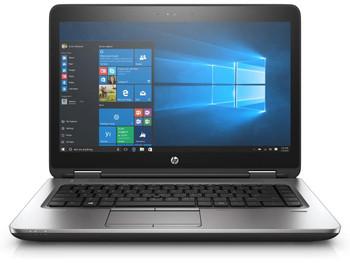 "HP ProBook 640 G3 | Intel Core i5 - 2.50GHz 8GB RAM 500GB HDD 14"" Display Windows 10 Pro"