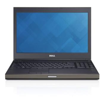 "Dell Precision M4800 - Intel Core i7 - 2.70GHz, 8GB RAM, 256GB SSD, Quadro K1100M 2GB, 15.6"" Display, Windows 10 Pro 64"