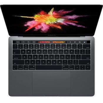 Apple Macbook Pro-13 (mid-2017) Laptop W/ Touchbar - Intel i5 - 3.10GHz, 8GB RAM, 256GB SSD - MPXV2LL/A
