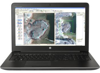"HP ZBook 15 G3 – 15.6"" Mobile WorkStation - Intel i7 - 2.60GHz, 8GB RAM, 500GB HD, Windows 7 Pro / Windows 10 Pro"