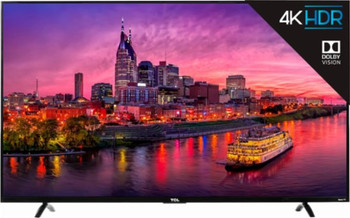 TCL 55-inch Class P6-Series 4K UHD Dolby Vision HDR Roku Smart TV